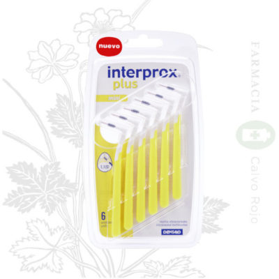 Interprox cepillo interproximal plus mini