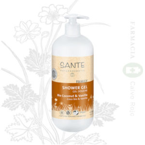 SANTE GEL DUCHA FAMILY COCO & VAINILLA 950 ML