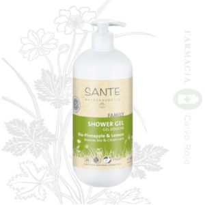 SANTE GEL DUCHA FAMILY PIÑA & LIMON 950 ML