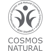 Sello ecológico BDIH COSMOS Natural
