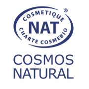 Sello ecológico Cosmebio COSMOS Natural