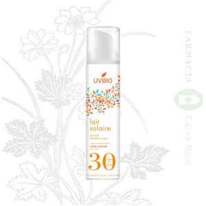 UVBIO PROTECTOR SOLAR SPF 30 WATERPROOF 100 ML