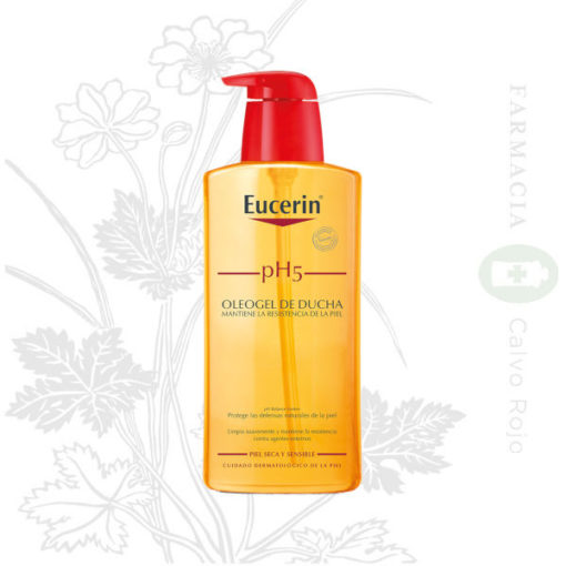 Oleogel Eucerin ph5 400 ml